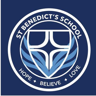 Tara Uniforms - ST Benedicts Logo